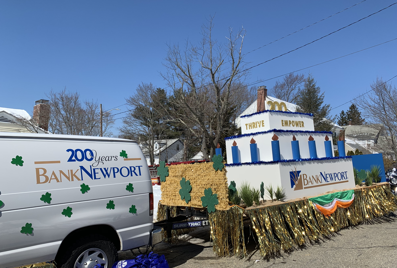 Bank Newport Float