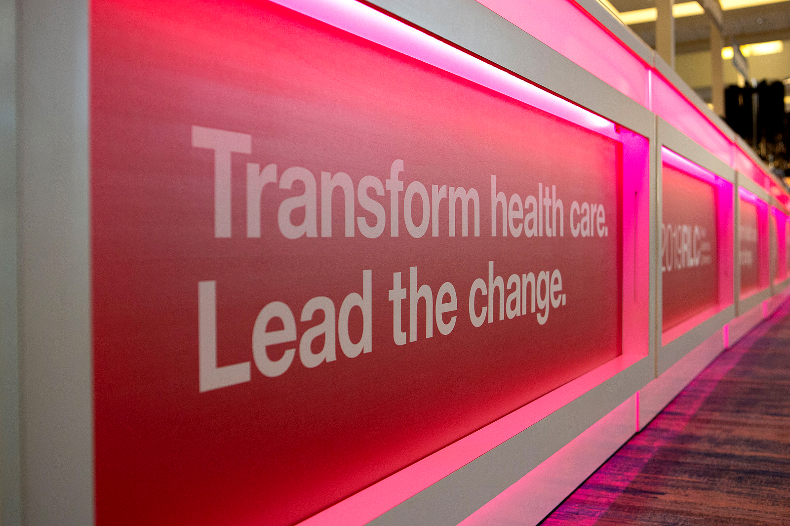 CVS Banners - Transform Health Care. Lead The Change.